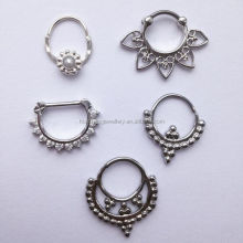 new designer fancy free nose ring jewelry