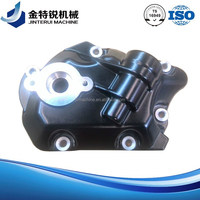 Die casting and cnc machining chinese motorcycle parts