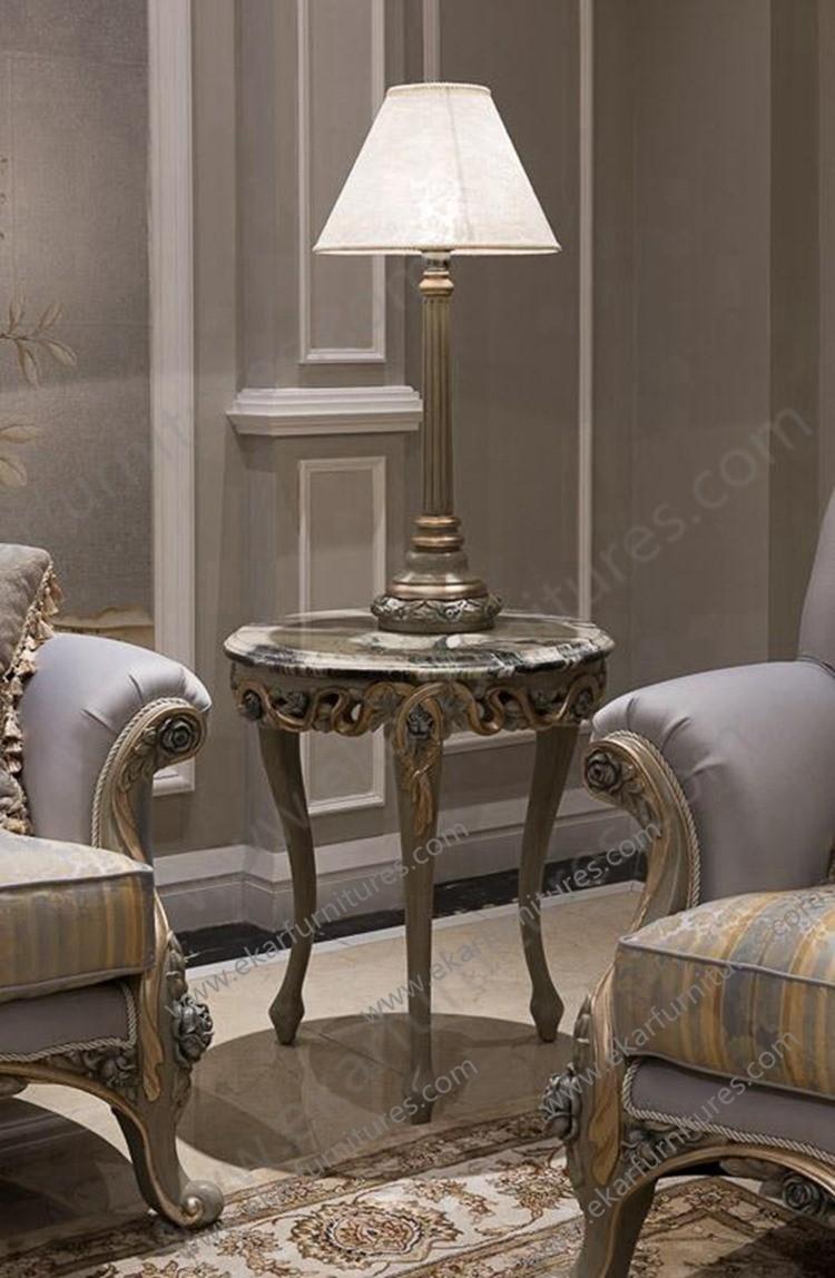 Luxe marmer koffie tafels exotische salontafel center tafel ...