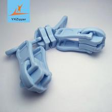 two-way double puller slider zipper