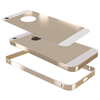 3 in 1 detachble case Aluminum material phone cases for iphone SE/5s