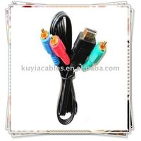 New HDMI To 3RCA cable Video Component Convert Cable