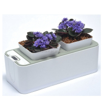 mini smart garden for plants, indoor herb garden