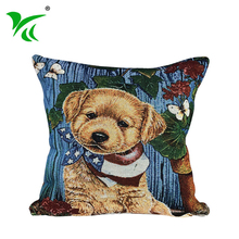 Rattan sofa cushion cover hand embroidery design