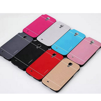 Wholesale Ultra Thin MOTOMO Brushed Aluminum Hard Metal Case for Samsung Galaxy J1 J2 J5 J7 Back Cover