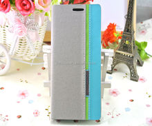 Customize Handy Tasche Leather Flip case cover for alcatel one touch idol mini ot 6012