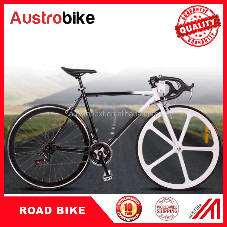 magnesium alloy wheel road bike