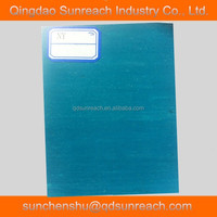 Non asbestos oil-resistant compressed gasket sheet used for engine head
