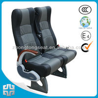 440mm 17inch width Adjustable seat back luxury ZTZY3170A bus seat