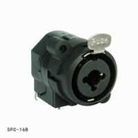 Speakon Connector Factory For Amp&Computer With High Quality And Best Price
