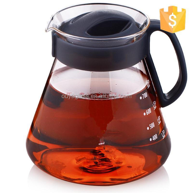 Multifunctional hot sale best quality tea dispensing pot for promotion high temperature resistant tea pot multipurpose