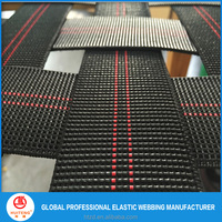 Polyester Elastic Webbing Tape for Furniture Seat and Backside