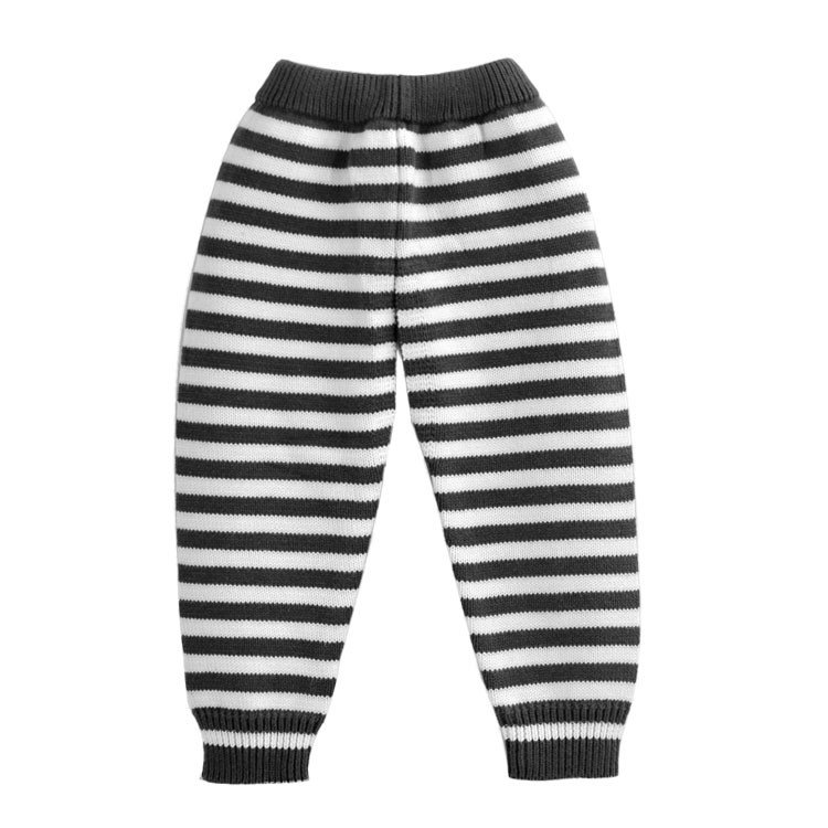 Wholesale knitted type toddler leggings for winter