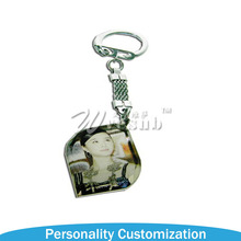 Photo Crystal Phone Case Chain