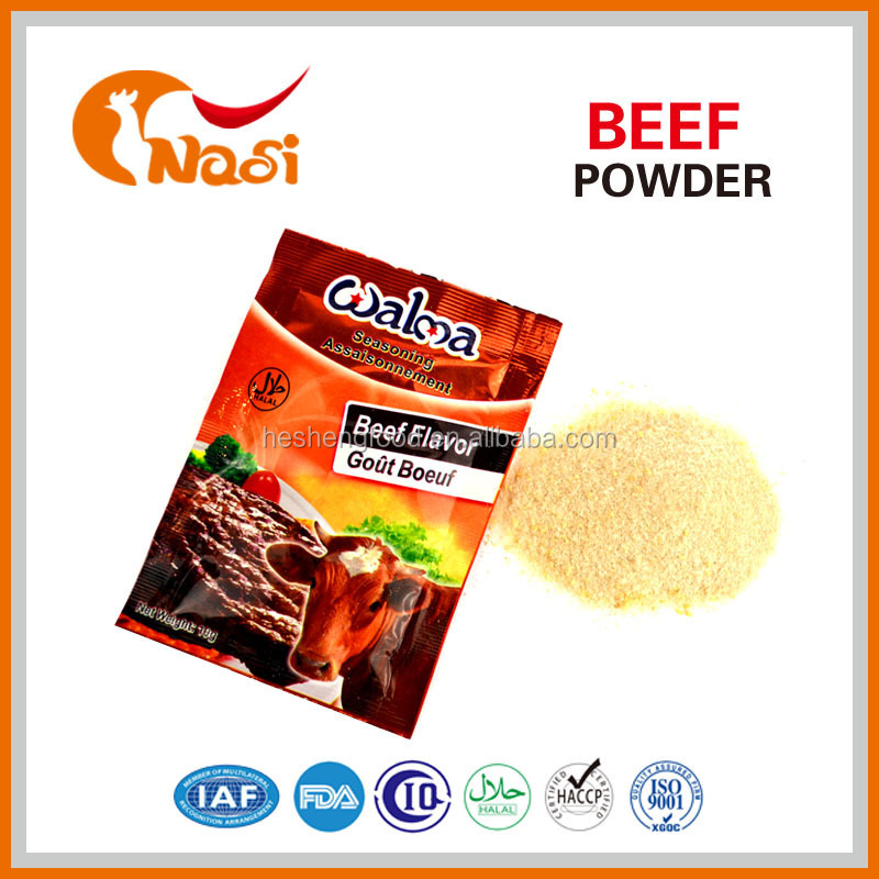 Nasi dubai importers for spices beef bouillon flavor powder for sale
