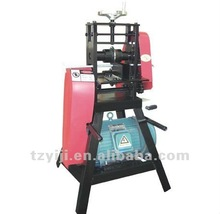 Enlarged Upper And Lower Adjustable Dual Boot Wire Stripping Machine