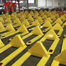 China supplier CE approved 2500kg hand pallet truck price