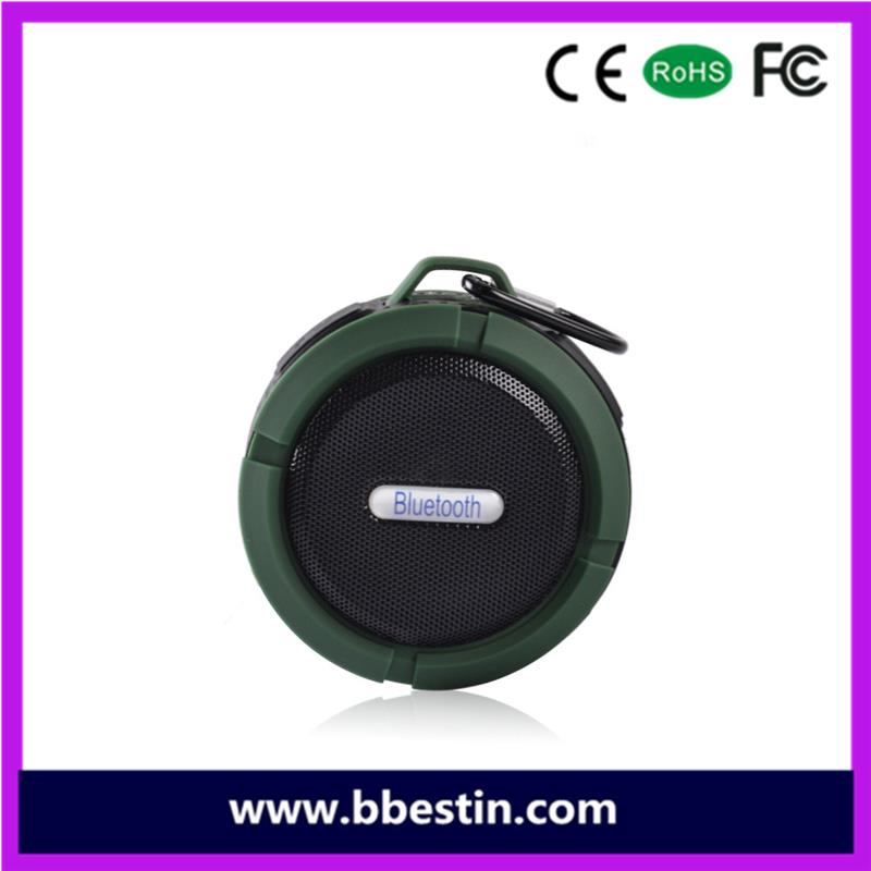 bbest 2013 bluetooth mini speaker with suction, portable silicone speaker, waterproof bluetooth speaker mini bluetooth