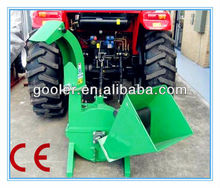 Tractor mounted pto chipper shredder BX42S, CE approval