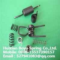 customized stainless steel small compression coil springs precision extension springs,torsion spring ring(thick)