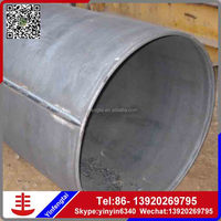 Cold formed Q345R ERW welded round/square structure steel pipe/tube for building material made in China