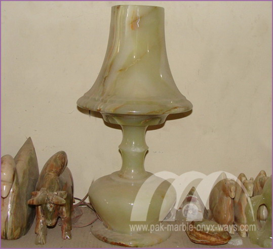 Table Lamp Onyx