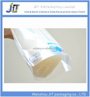 Wenzhou Manufacturer customized printing BPA free breast milk storage bag without leakage