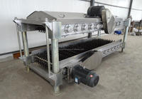 Full stainless steel halal meat slaughter/slaughter poultry/Chicken plucking machine