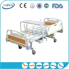 MINA-MB2312 medical equipment 2-crank cheap hospital bed parts