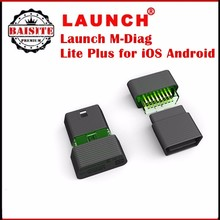 Factory price!!!original Launch Mdiag 100% Original M-Diag Lite Plus For Android/iOS 2 in 1 Better Than Launch Easydiag