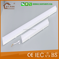 Factory wholesale SMD 2835 36w T8 led tube light integration constant driver