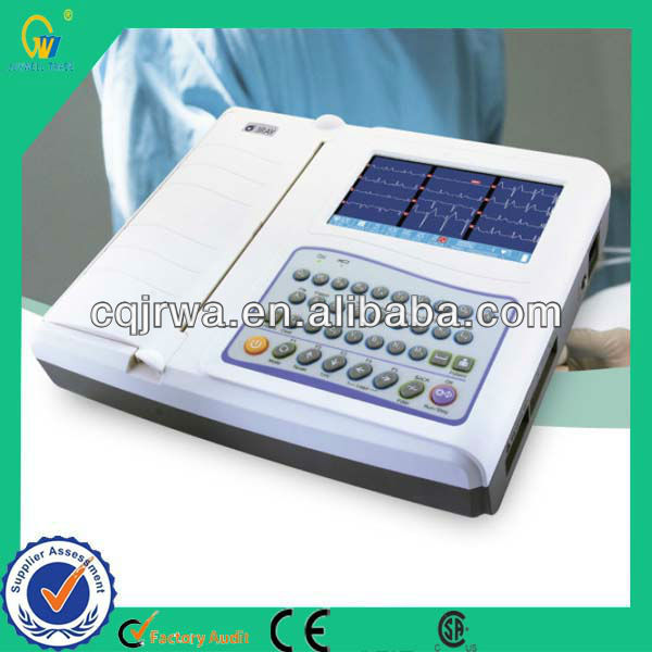 Normal ecg, Medical equipmen Disease examination 12 Channel Electrocardiograph ECG Machine