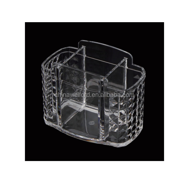 Clear Acrylic Make Up Cosmetic Perfume Lipsticks Display Organizer