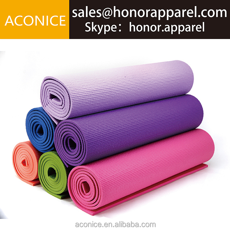 Pro Wholesale New PVC Fitness Durable Multifunctional yoga Mat