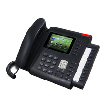 Office Android Desk Cheap Low Cost WIFI SIP VoIP IP Phone D385IW