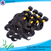 Best quality brazilian remy kinky afro hair weave