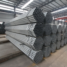 in china manufacturer hot dip galvanized pipe india for construction material