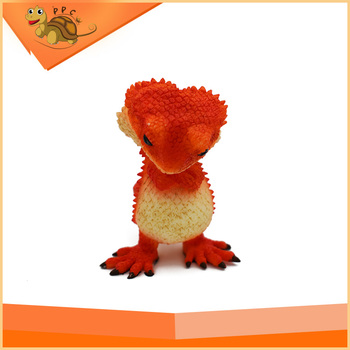 New handmade resin animal toy models reptile animal model hand drawing cabrite models for Child Toy Art collection