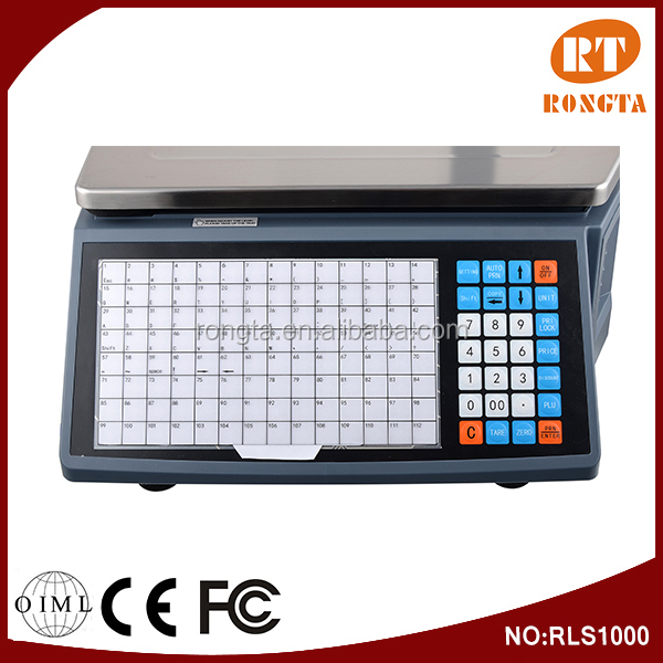 LED display 30KG Electronic digital weighing scale digital balance