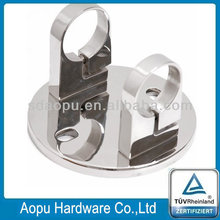 Stainless Steel Round Side Fix Bracket