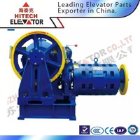 geared traction machine for elevator/lift/YJF220/elevator motor