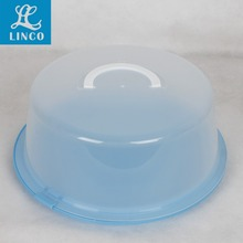 Bakeware Round Plastic Colored Clear Cake Cover