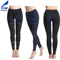 Lotsyle 8 Mesh Yoga Pants Sports Leggings for Women