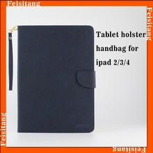 Tablet holster handbag for ipad cover 9.7inch tablet cases holster