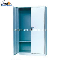 KD structure 2 doors metal target file cabinets