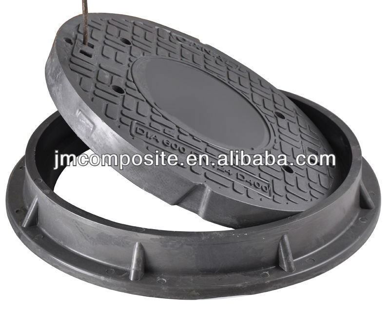 sealed manhole cover/manhole cover dimension/sewer manhole cover