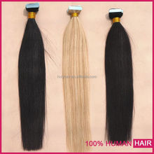Grade 7a Virgin Hair Weave Unprocessed Aliexpress 100% Human Tape Hair