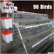 Ethiopia Egg Layer Farm Chicken Cage For Exporting And Complete Chicken Laying Cage (Chicken Products)