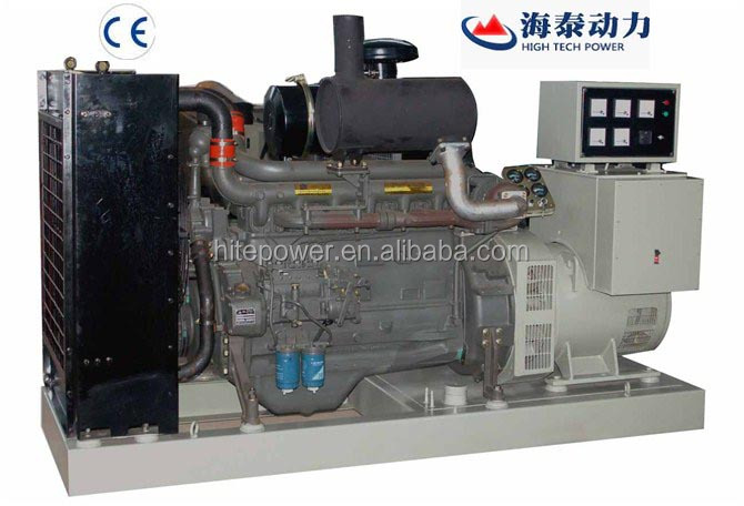 super soundproof 50kva deutz diesel generator set