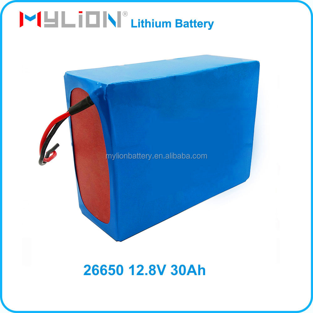 Backup Battery 12V30Ah for UPS or Solar Storage System LiFe 26650 From China Factory
